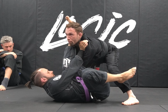 Double Under 2 on 1 Grip
